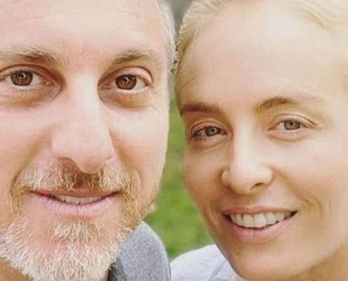 Angélica e Luciano Huck mostraram a filha caçula na sua mansão