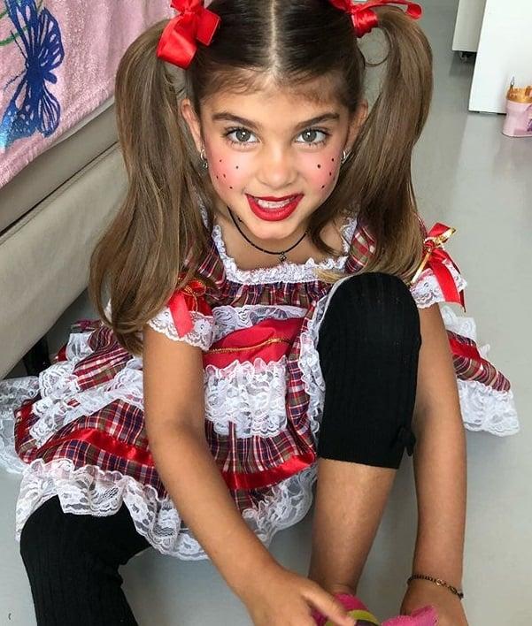 Filha de Cauã Reymond e Grazi Massafera vai estrear como atriz