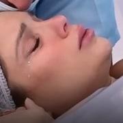Flávia Viana mostrou o rosto de seu recém-nascido