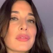 Giselle Itié mostrou o rostinho de seu bebê