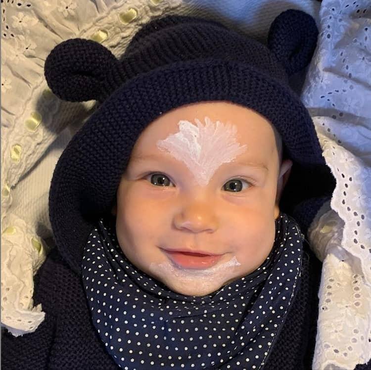 O bebê de Guilherme Winter e Giselle Itié