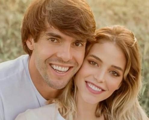 Filha de Kaká e Carol Dias pode nascer a qualquer momento
