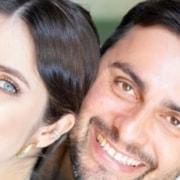 Mano Walter e Débora Silva mostraram o ensaio newborn do filho