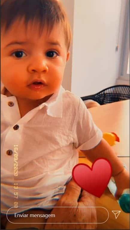 O filho de Murilo Huff e Marília Mendonça