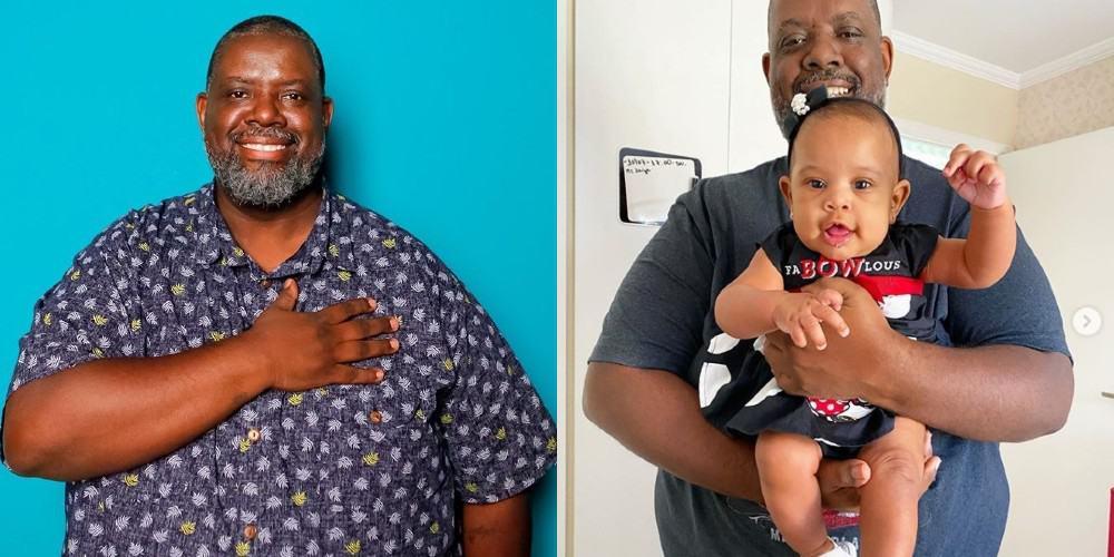 O antes e depois do cantor Péricles