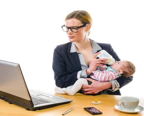 Entenda como se programar para a volta ao trabalho após licença-maternidade