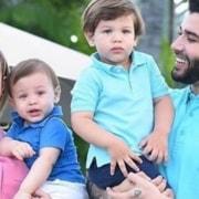 Andressa Suita e Gusttavo Lima teriam tomado uma decisão sobre os filhos
