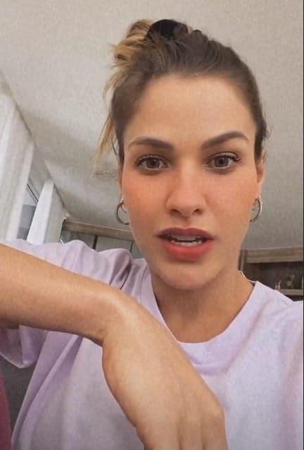 Andressa Suita se posicionou após notícia sobre os filhos