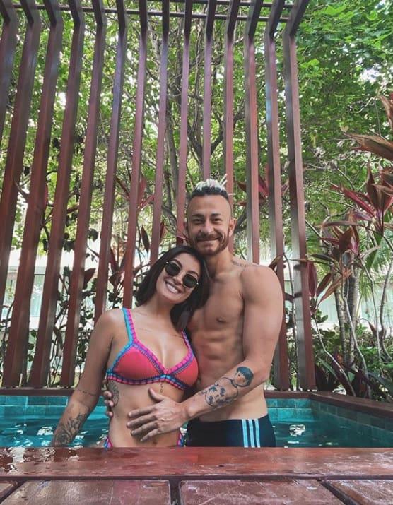 Bianca Andrade levantou suspeitas de uma gravidez