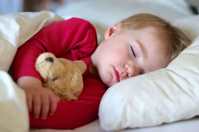 Ursinhos deixam as crianças mais tranquilas ao saírem do berço para cama