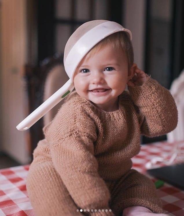 A bebê de Fernanda Lima e Rodrigo Hilbert