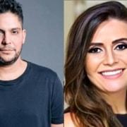 Jorge e Rachel Boscatti esperam um filho