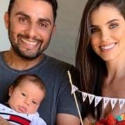 Esposa de Mano Walter desabafou após ataque contra seu bebê