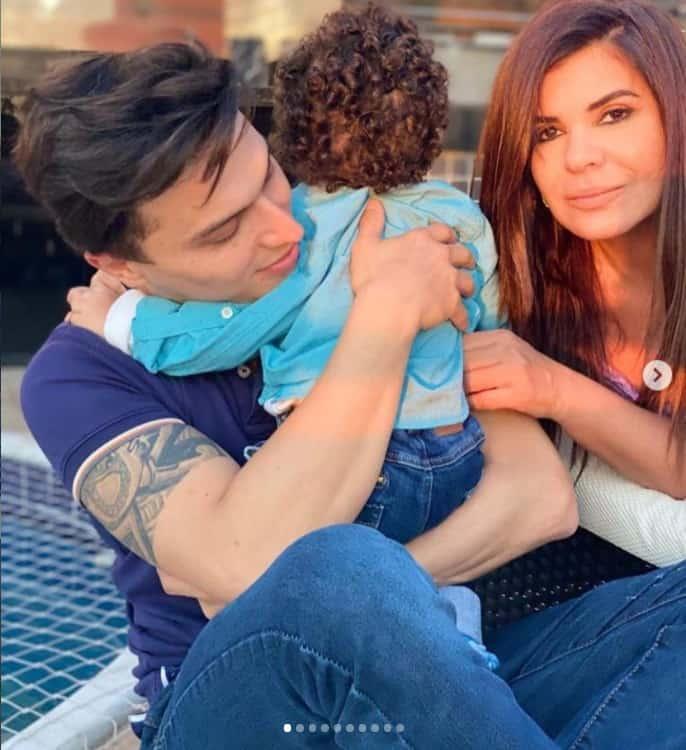 Mara Maravilha falou do estado de saúde do filho