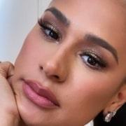 Simone exibiu barrigão de grávida em Fortaleza