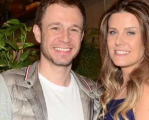 Daiana Garbin contou se sua bebê com Tiago Leifert nasceu