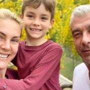 Ana Hickmann quebrou o silêncio sobre o câncer de seu marido
