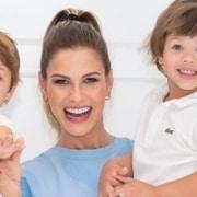 Andressa Suita revelou o novo quarto dos filhos