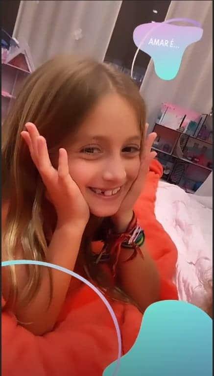 A filha de Angélica e Luciano Huck