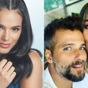 Bruna Marquezine fez revelação sobre o caçula de Giovanna Ewbank e Bruno Gagliasso