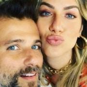 Giovanna Ewbank mostrou seu filho mais novo com Bruno Gagliasso