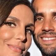 Daniel Cady mostrou uma de suas filhas com Ivete Sangalo