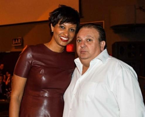 Rosângela Menezes e Erick Jacquin encantaram ao mostrar seus filhos