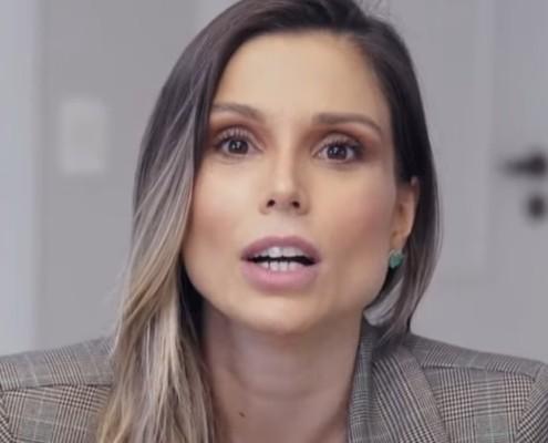 Flávia Viana falou sobre o parto prematuro do filho