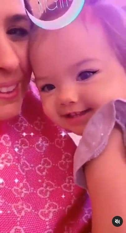 A filha de Rafael Vitti e Tatá Werneck