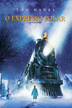 """Na lista de filmes natalinos para crianças está """"O Expresso Polar"""""""