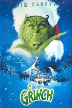 """Na lista de filmes natalinos para crianças está """"O Grinch"""""""