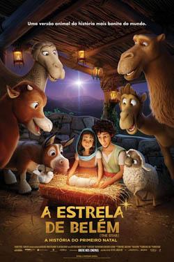 """Na lista de filmes natalinos para crianças está """"A Estrela de Belém"""""""