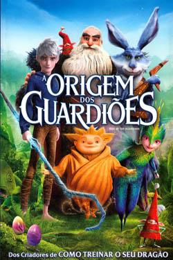 """Na lista de filmes natalinos para crianças está """"A Origem dos Guardiões"""""""