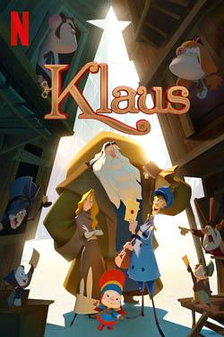 """Na lista de filmes natalinos para crianças está """"Klaus"""""""