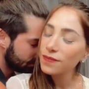 Alok e Romana Novais mostraram a pequena Raika