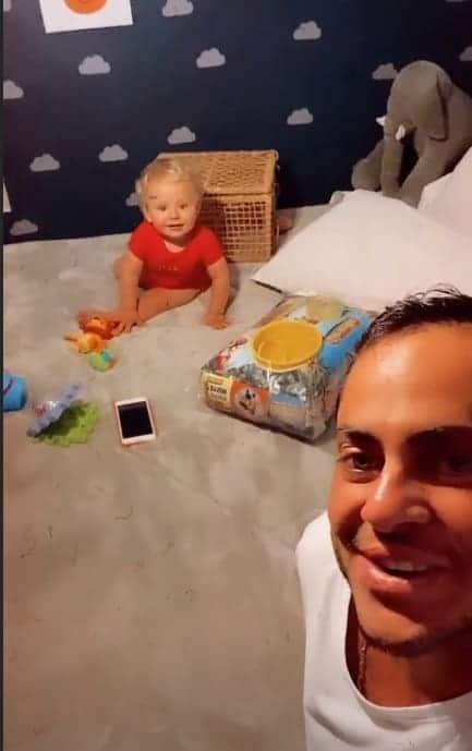 Quarto do filho de Andressa Ferreira e Thammy Miranda
