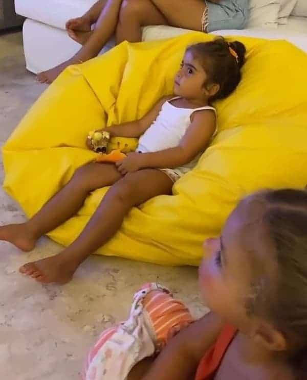 Marina e Helena, filhas de Ivete Sangalo e Daniel Cady