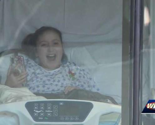 A garota já passou por mais de 47 cirurgias