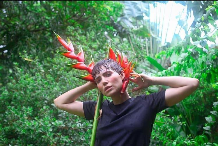Letícia Colin já curada em ensaio de foto