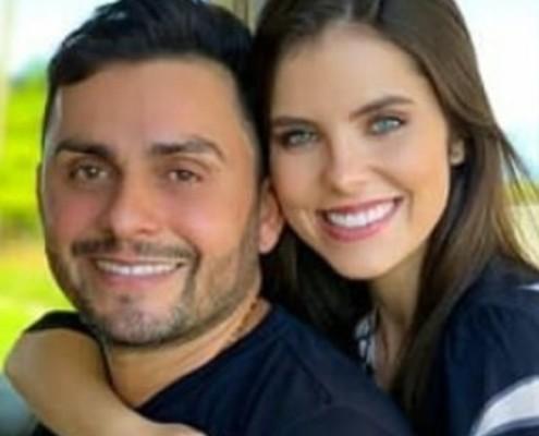 Débora Silva encantou ao mostrar o filho com Mano Walter