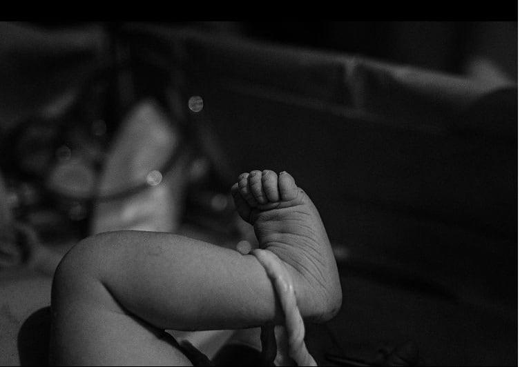 A bebê da atriz Nathalia Dill