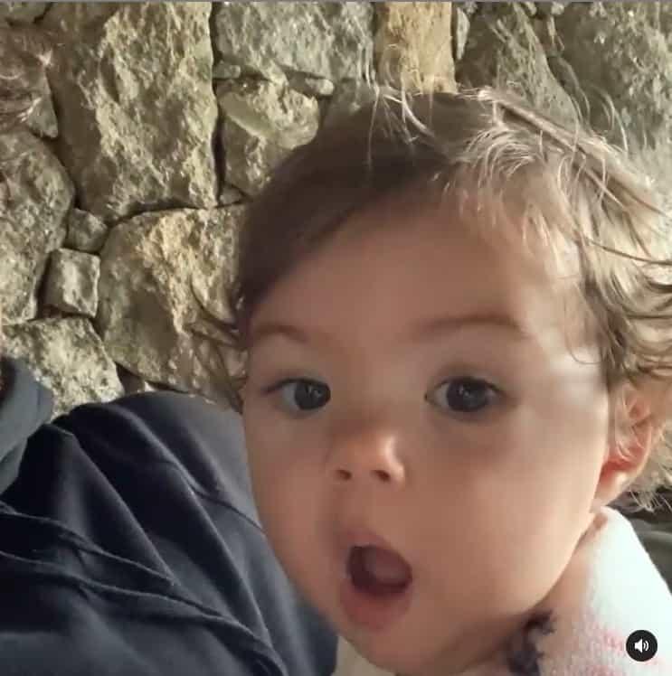 Bebê do ator Rafael Vitti e da humorista Tatá Werneck