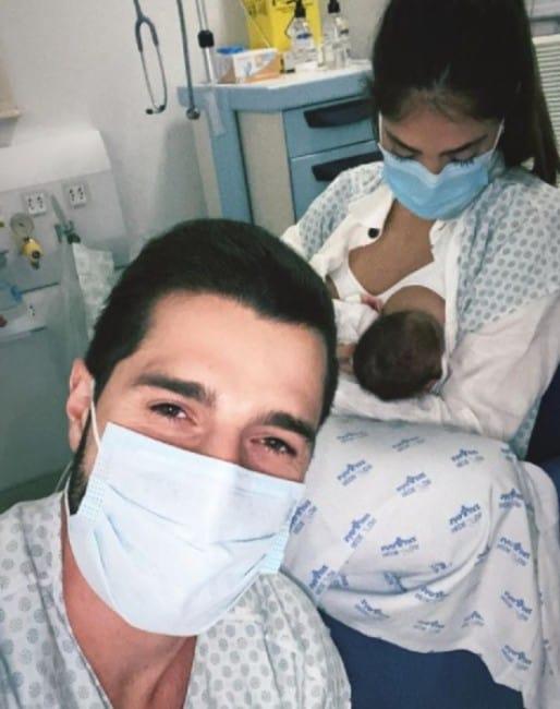 Romana Novais falou que está bem cansada da rotina da UTI Neonatal