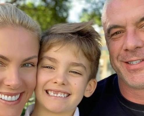 Alexandre Correa, marido de Ana Hickmann, voltou para casa