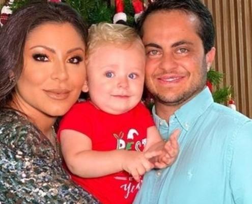 Andressa Ferreira mostrou o filho com Thammy em um luxuoso carrinho