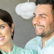 Débora Silva revelou se está esperando mais um filho com Mano Walter