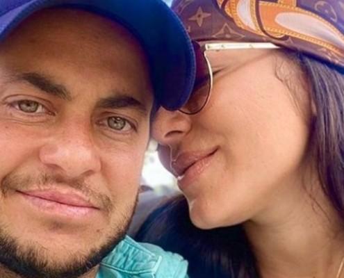 Andressa Ferreira levantou suspeita de uma gravidez