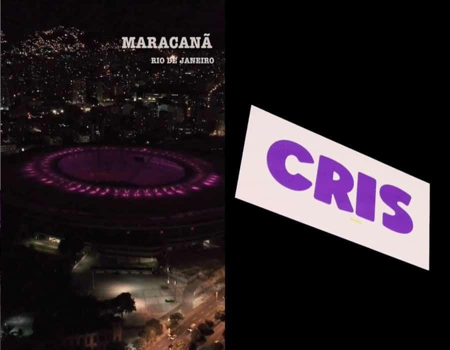 Chá revelação de Bianca Andrade no estádio do Maracanã
