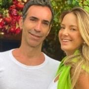 César Tralli e Ticiane Pinheiro mostraram a filha