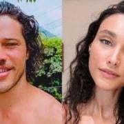 José Loreto encantou ao aparecer com sua filha com Débora Nascimento